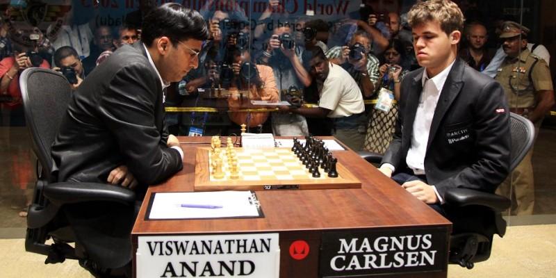Παγκόσμιο Πρωτάθλημα σκάκι Αναντ Καρλσεν