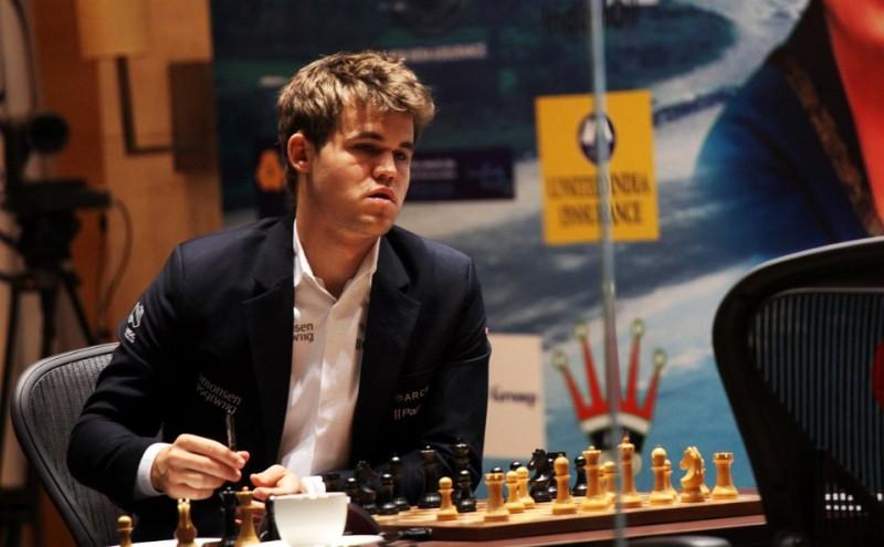 Παγκόσμιο Πρωτάθλημα Σκάκι 2013 Ανάντ Κάρλσεν