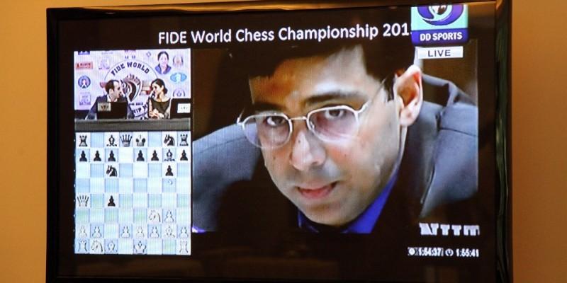 Παγκόσμιο Πρωτάθλημα Chennai Ινδία 2013