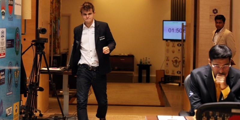 Παγκόσμιο Πρωτάθλημα Σκάκι Αναντ Καρλσεν Τσενάι 2013