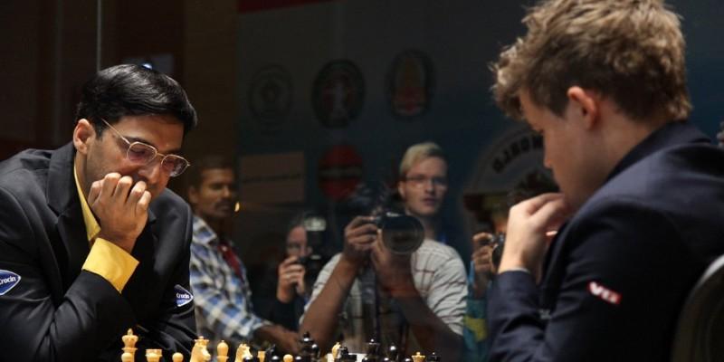 Παγκόσμιο Πρωτάθλημα Σκάκι Ινδία 2013
