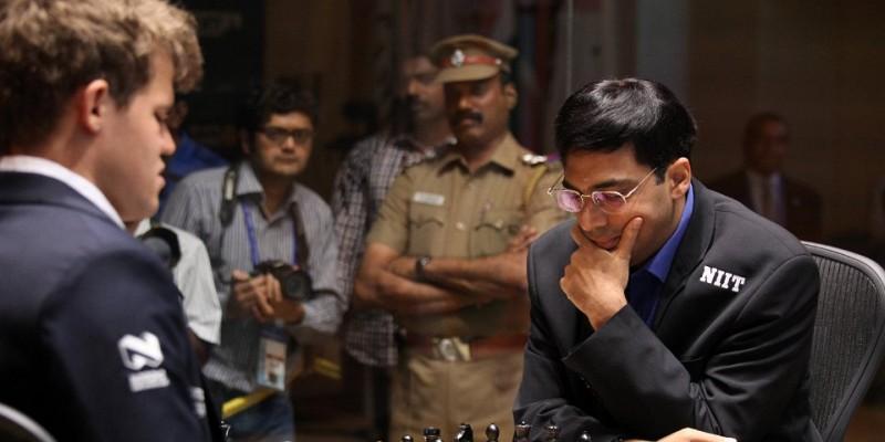 Παγκόσμιο Πρωτάθλημα Σκάκι Ανάντ Κάρλσεν 2013