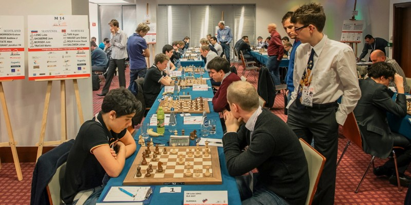 Ευρωπαικο Πρωταθλημα Σκακι Πολωνια 2013