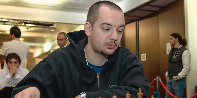 Ευρωπαϊκό Πρωτάθλημα Σκάκι Μαστροβασίλης Δ.