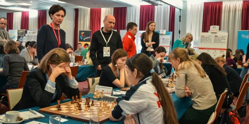 Ευρωπαϊκό Πρωτάθλημα Σκάκι Βαρσοβία 2013