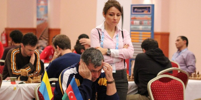 Παγκόσμιο Ομαδικό Σκακιστικό Πρωτάθλημα