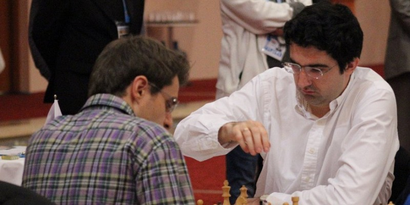Κράμνικ Αρονιάν Παγκόσμιο Πρωτάθλημα Σκάκι Εθνικών Ομάδων