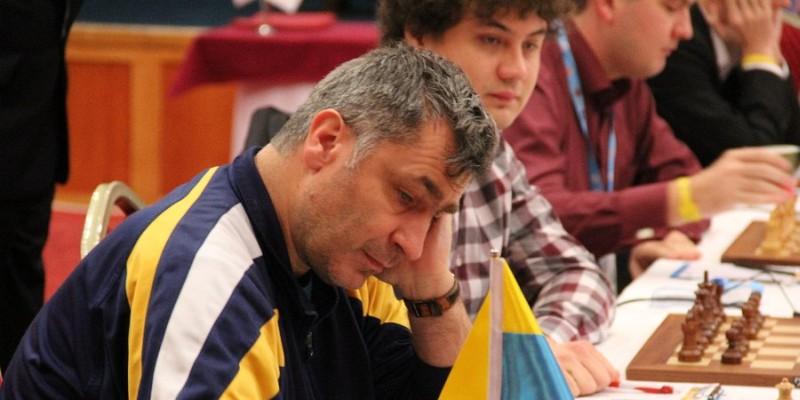 Παγκόσμιο Πρωτάθλημα Σκάκι Εθνικών Ομάδων Ουκρανία