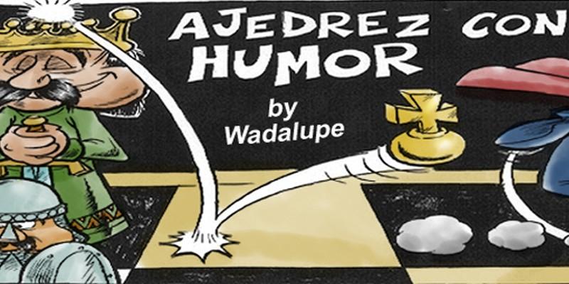 σκακιστικό χιούμορ κόμιξ