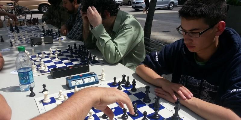 σκάκι μπλιτζ