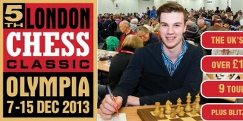 τουρνουά σκακι Λονδίνου 2013