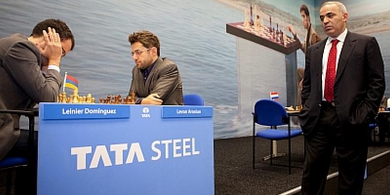 σκάκι τουρνουά wijk aan zee 2014