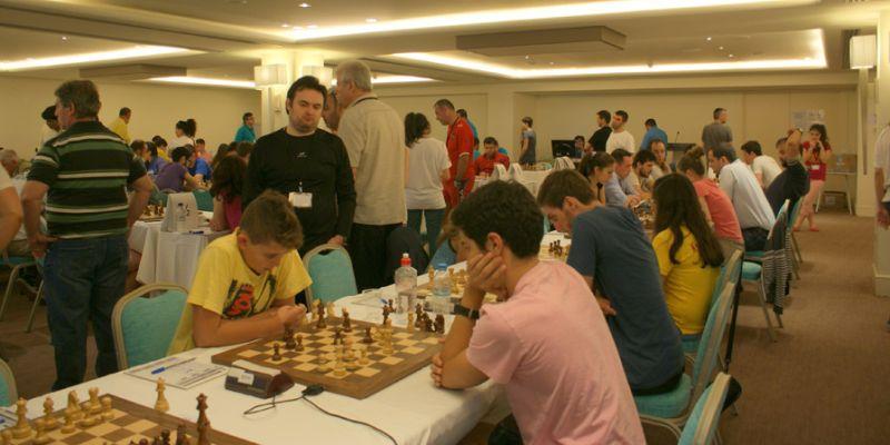 Α Εθνική σκάκι 2014