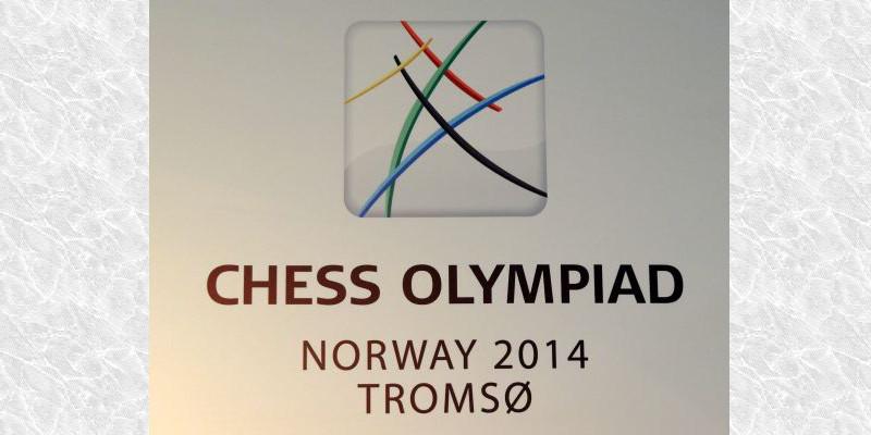 Σκακιστική Ολυμπιάδα Νορβηγία 2014