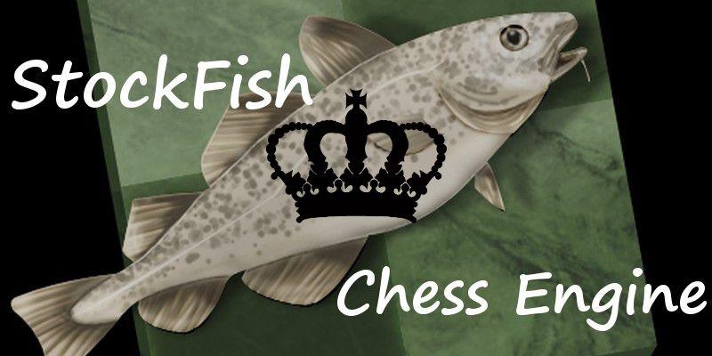 σκακιστική μηχανή stockfish