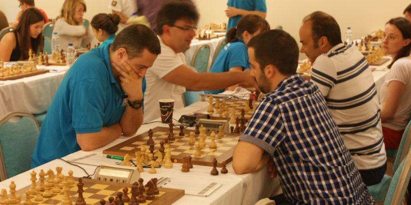 Α΄ Εθνική σκάκι 2014