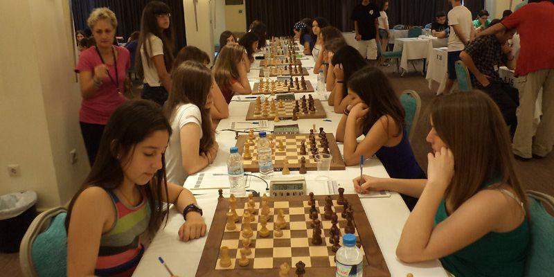 Πανελλήνια Νεανικά σκάκι 2014