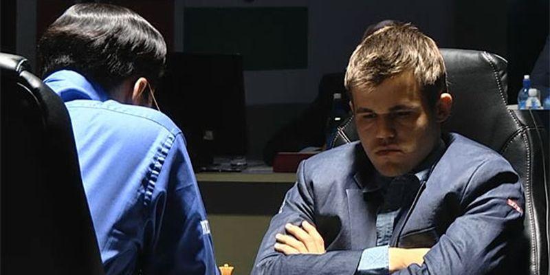 Παγκόσμιο Πρωτάθλημα Σκάκι 2014 Κάρλσεν Ανάντ