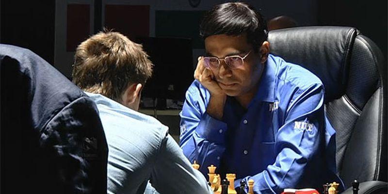 Παγκόσμιο Πρωτάθλημα Σκάκι Κάρλσεν Ανάντ
