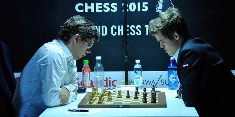 Το τυχερό παιχνίδι που λέγεται σκάκι